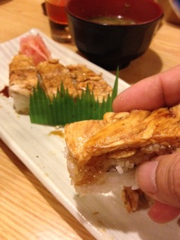 鳥鳥鳥  焼鳥寿司