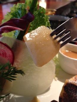 naka蔵 サラダ