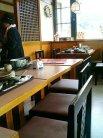 凡蔵 テーブル席