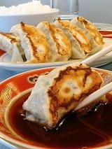 南里飯店 餃子定食 500円