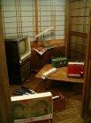 店内は完全に昭和レトロです。