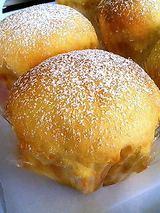 メープルシロップのメロンパン