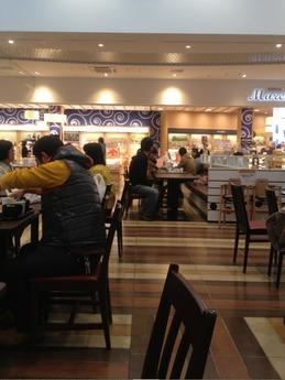 石松餃子 NEOPASA浜松 店内