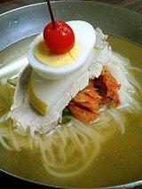 喜楽園 冷麺