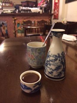 田舎菜館 紹興酒