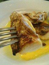 ピアノピアーノ 真鯛のグリルパプリカソース