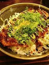 三六八 みそかつ丼(600円)