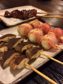 博多一番どり八代 椎茸