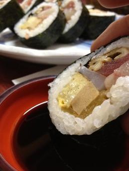 どい寿司 太巻き