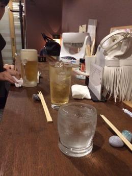 西井で焼鳥 (4)