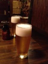 遊膳 生ビール