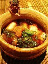 生牡蠣ポン酢