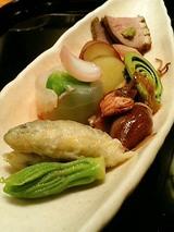 酒菜三種盛り(1000円)