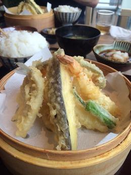 神福の天ぷら (3)