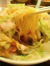 中華料理 大和 長崎風チャンポン麺 大盛り(819円)