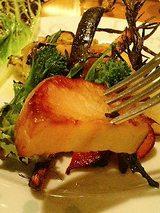 マガジーノ 野菜の薪窯焼き香草風味(1500円)