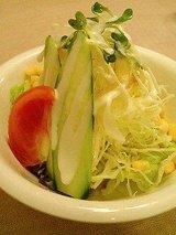 洋食 AKIRA グリーンサラダ