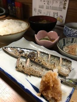うな達さんま (3)