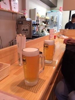 ぼっくり ビール