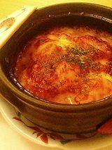 お芋と豆腐のチーズグラタン(680円)