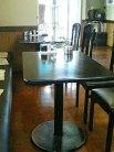 カウベル テーブル席