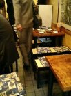 大江戸 テーブル席