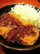 串カツ屋七星 ソースカツ丼(480円)