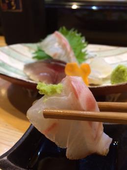 サンキチ (刺身 (3)