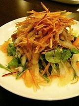 イベリコ屋 イベリコ豚のサラダ