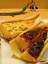 焼きタケノコ(醤油・味噌)