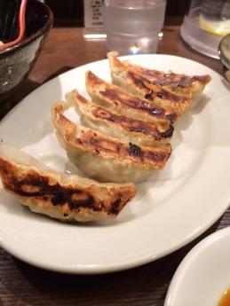 三田製麺所 餃子(4)