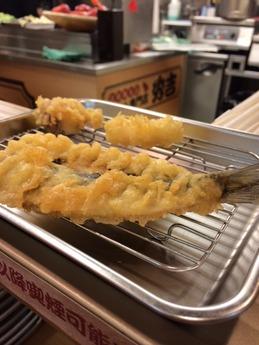 秀吉 天ぷら定食980円 (5)