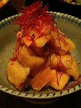 お魚南蛮漬(350円)