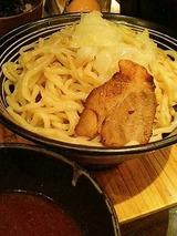 ひかり製麺堂 ゆず風味のつけ麺 680円
