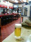 長浜ラーメン京口 生ビール