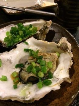 博多一番どり八代 牡蠣ポン酢
