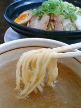 ごっつい堂 豚骨つけ麺780円