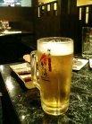 神戸唐唐亭 生ビール