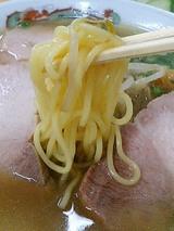 さかえ食堂 上湯塩ラーメン(430円)