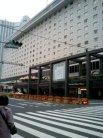 朝のエクセルホテル東急