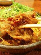 博多どんたく 牛すじの煮込み(450円)2