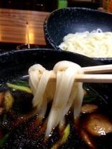 浜さき砥堀店 つけ麺うどん(鴨汁)温 800円