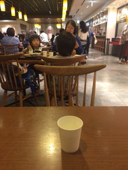 関空食堂 (2)