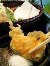 阿羅喜 天ぷら