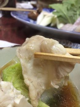 どい寿司飾磨 てっちり (2)