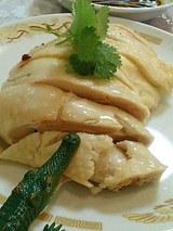 白切鶏(蒸どり)1050円