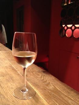 マドリード  白ワイン 380円