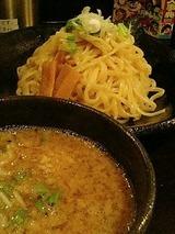 雀 つけ麺 750円