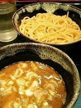ゴル麺 つけ麺 800円
