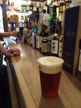 堤酒店 熊本地ビール 500円